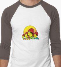 Devo - Whip It Good Men's Baseball ¾ T-Shirt