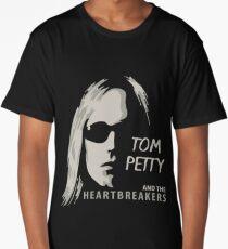 Tom Petty - Silhouette Long T-Shirt
