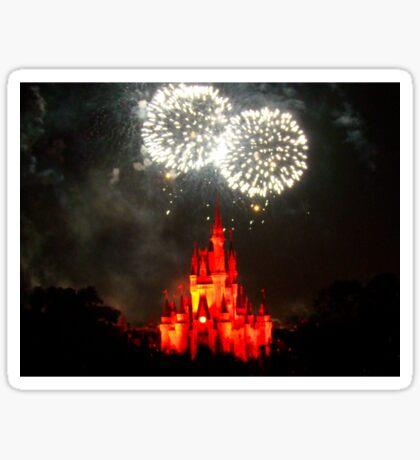Fireworks Fantasy Sticker