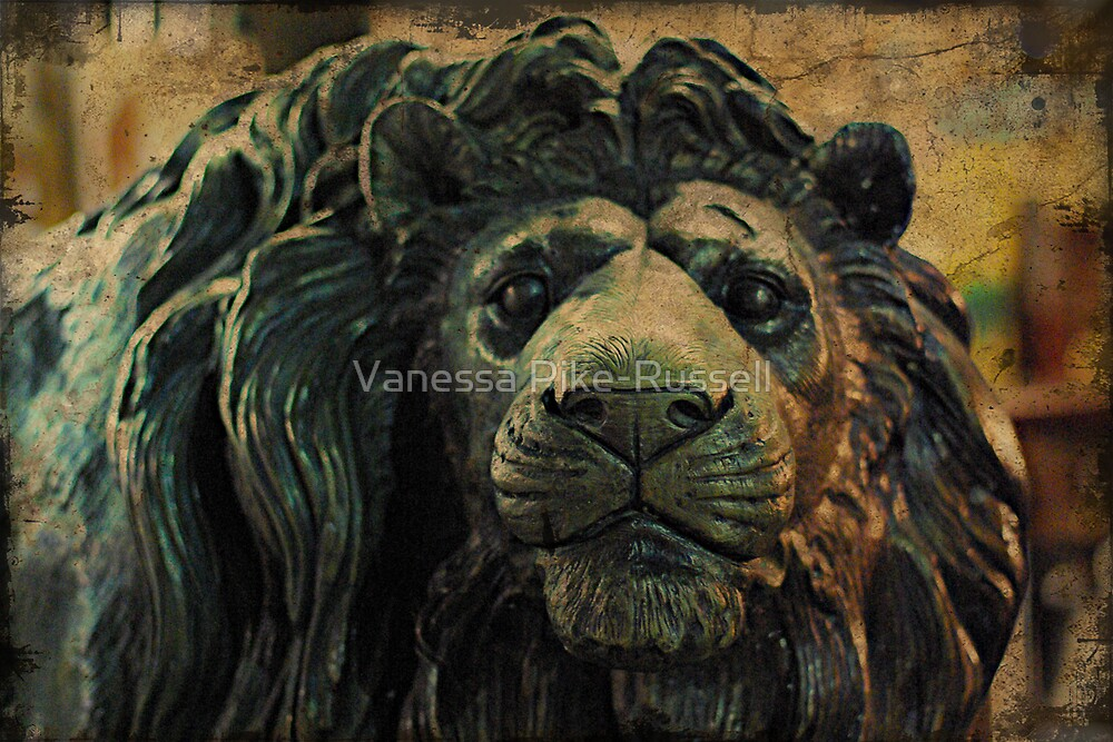 Lion by Vanessa Pike-Russell