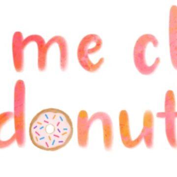 Tiny Donuts de katielavigna