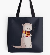 Harry Pawter Otter  Tote Bag