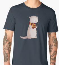 Harry Pawter Otter  Men's Premium T-Shirt