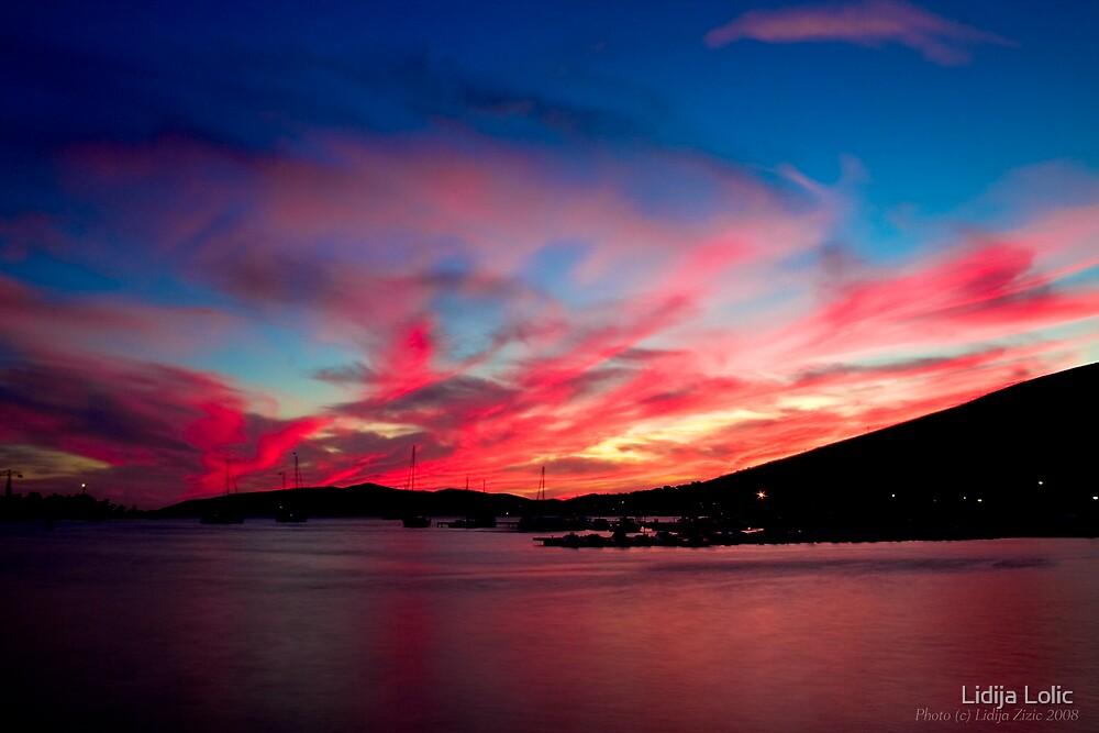 Paint it pink by Lidija Lolic
