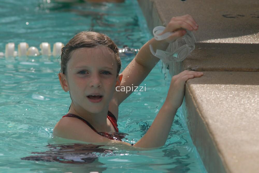 Swim Meet by capizzi