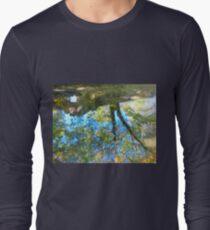 Puddle Art Long Sleeve T-Shirt