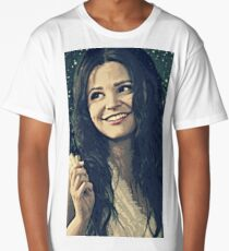 Snow White Smile Once Upon A Time Long T-Shirt