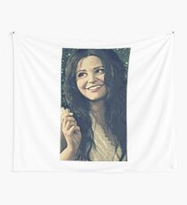Snow White Smile Once Upon A Time Wall Tapestry