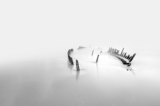 Into the mist by Mel Brackstone