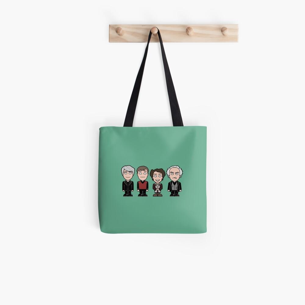 Team Craggy Insel Tote Bag
