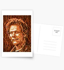 Kevin Bacon in Bacon Postcards