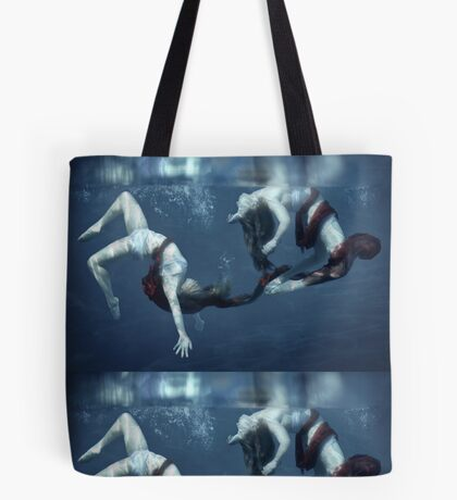 A Drop Of Blood Tote Bag