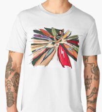 Surf Quiver Men's Premium T-Shirt