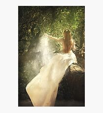 Faerie Dust Photographic Print