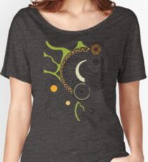 Abstract Expressions 3 Women's Relaxed Fit T-Shirt