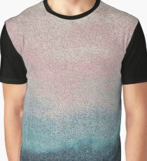 Cyan Sky Graphic T-Shirt