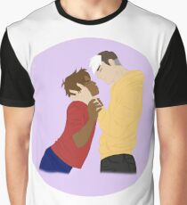 cute shiro and lance shance voltron Graphic T-Shirt