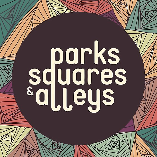 PARKS SQUARES AND ALLEYS