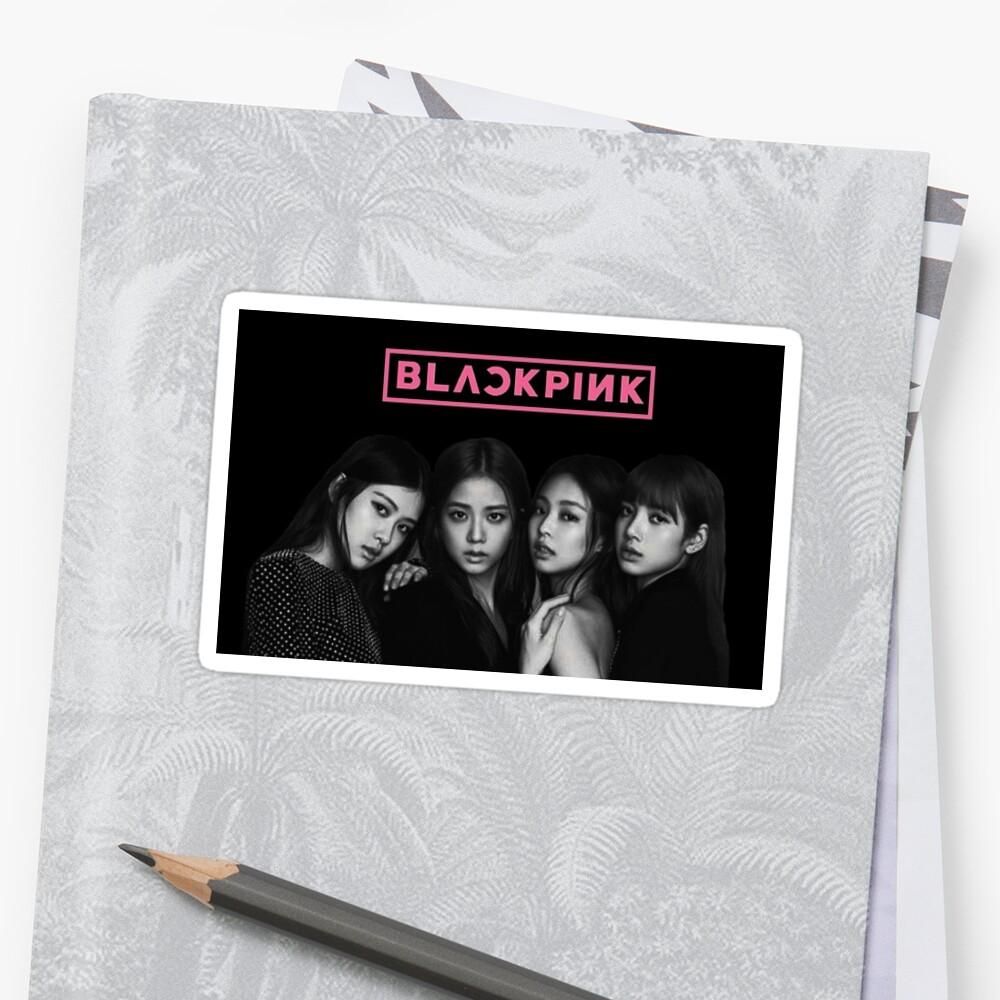 BLACKPINK Sticker by nowayrose
