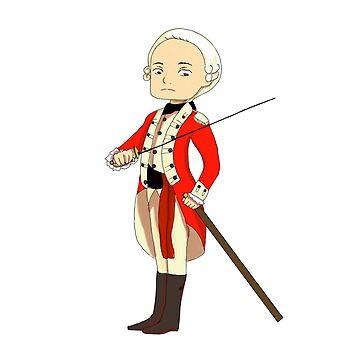 Major Edmund Hewlett by Kamiarty