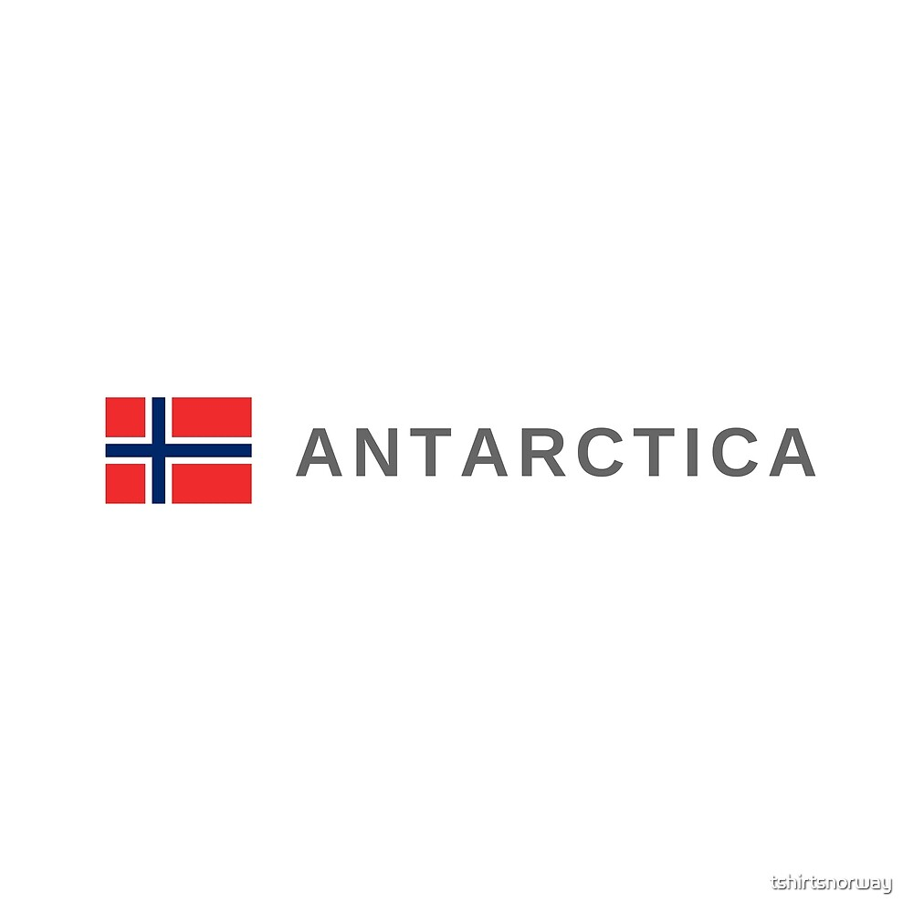 Antarctica by tshirtsnorway