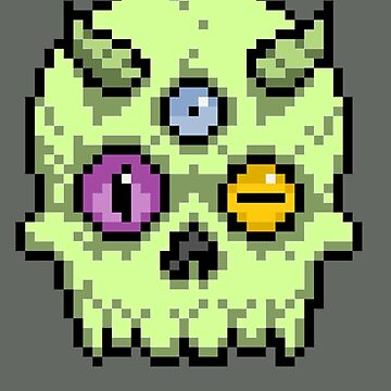 toxic 3 eye by cattopilla