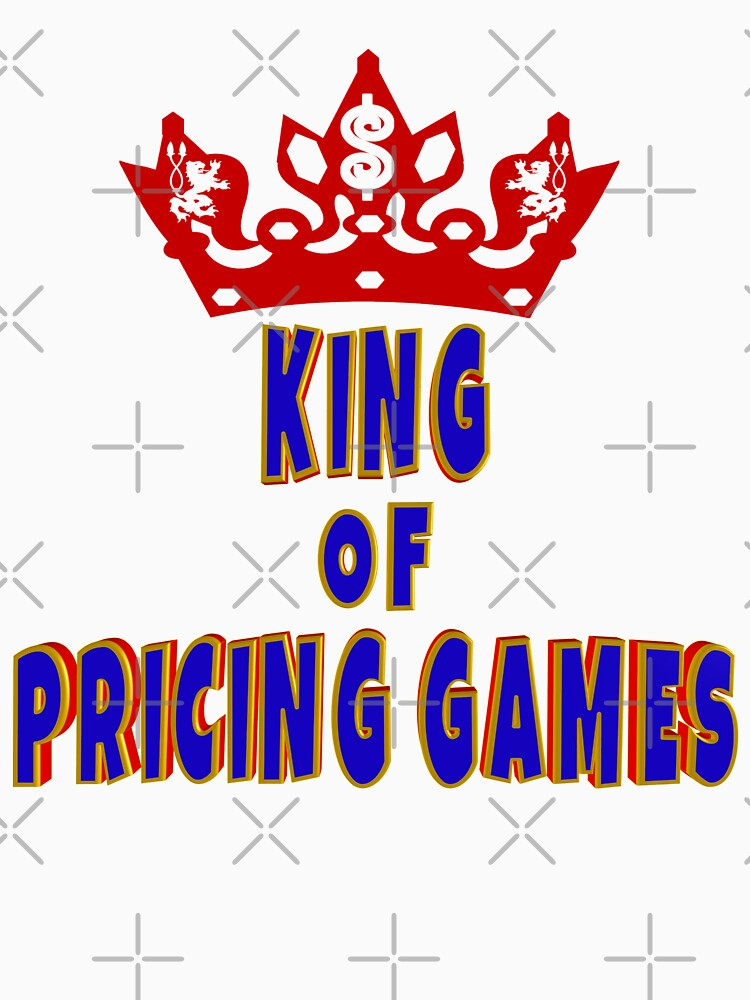 TV Game Show - TPIR (The Price Is...)King Of Pricing Games by LuckyContestant