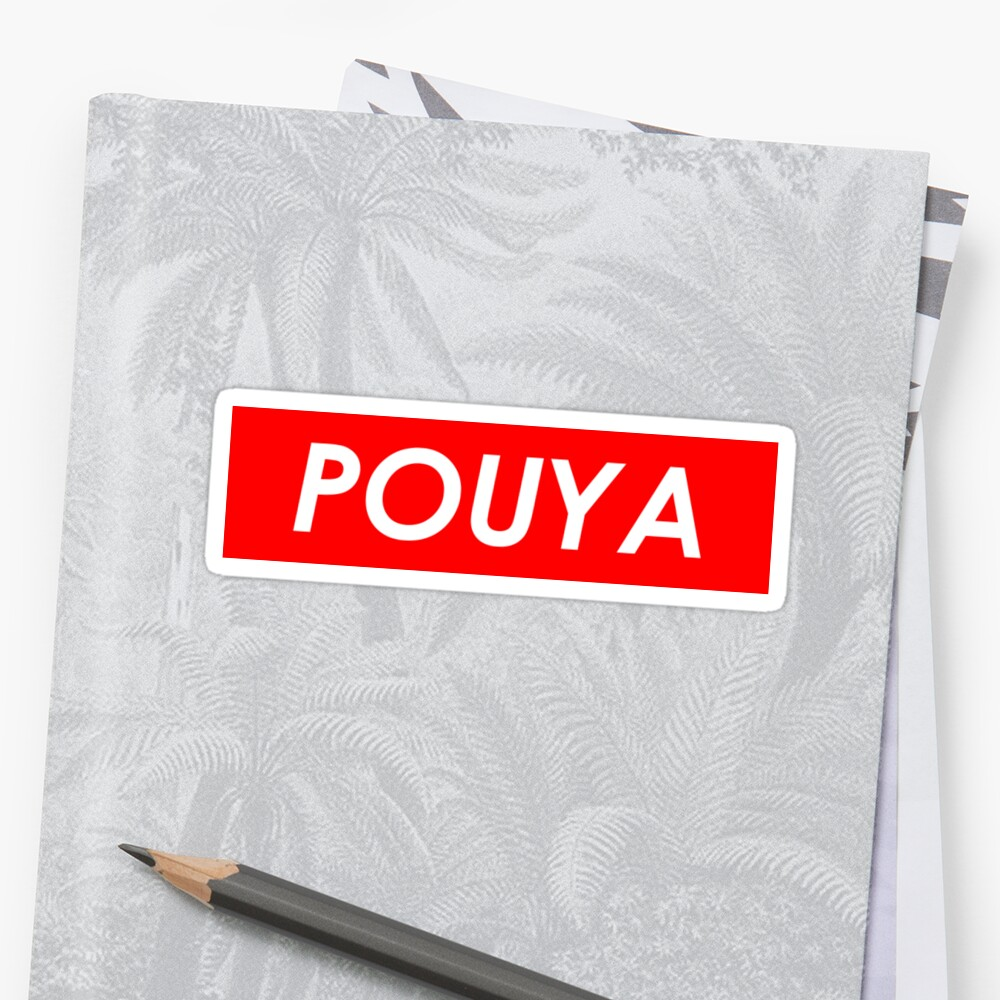 Pouya by VeryRaree