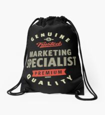 Marketing Specialist Drawstring Bag