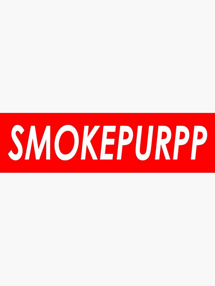 SMOKEPURPP by VeryRaree