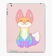 Gay Pride Fox iPad Case/Skin