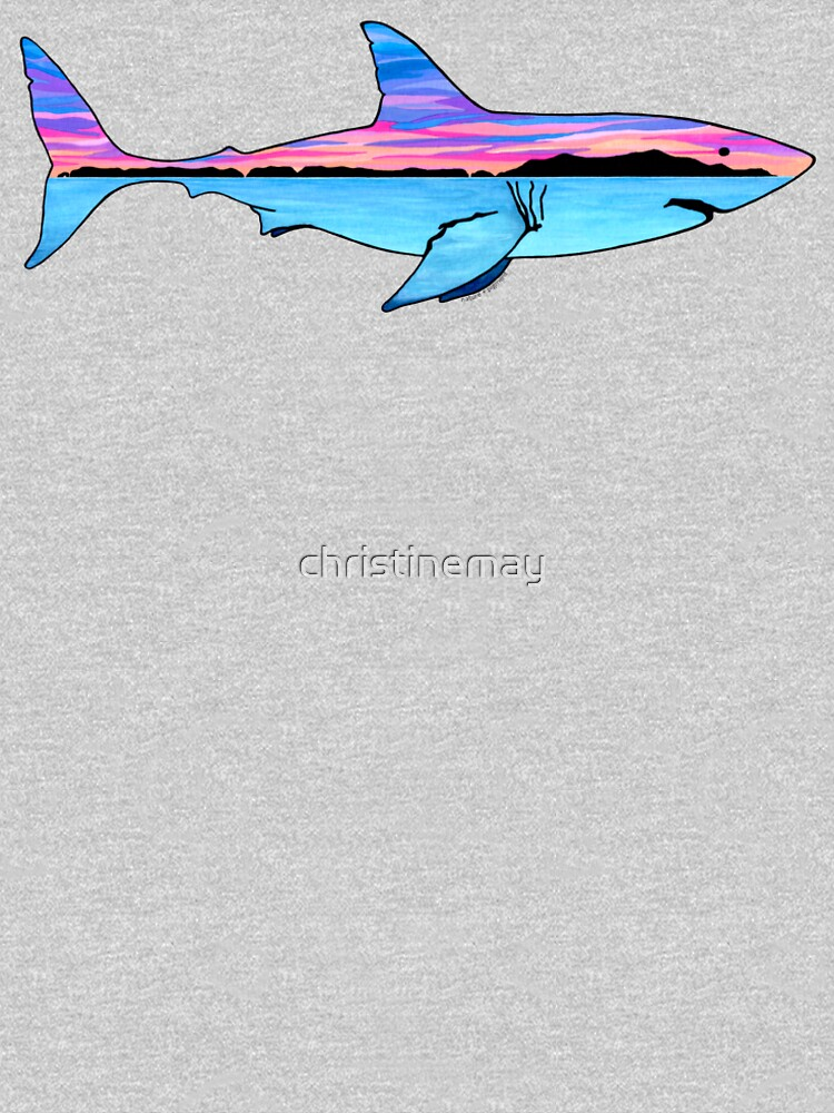 Channel Islands Great White by christinemay