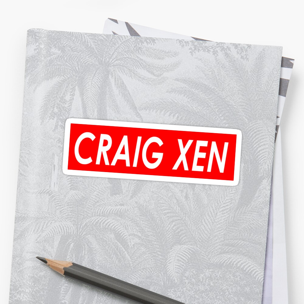 Craig Xen by VeryRaree