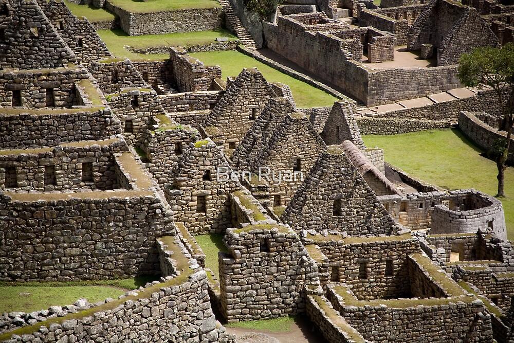 Machu Picchu 2 by Ben Ryan