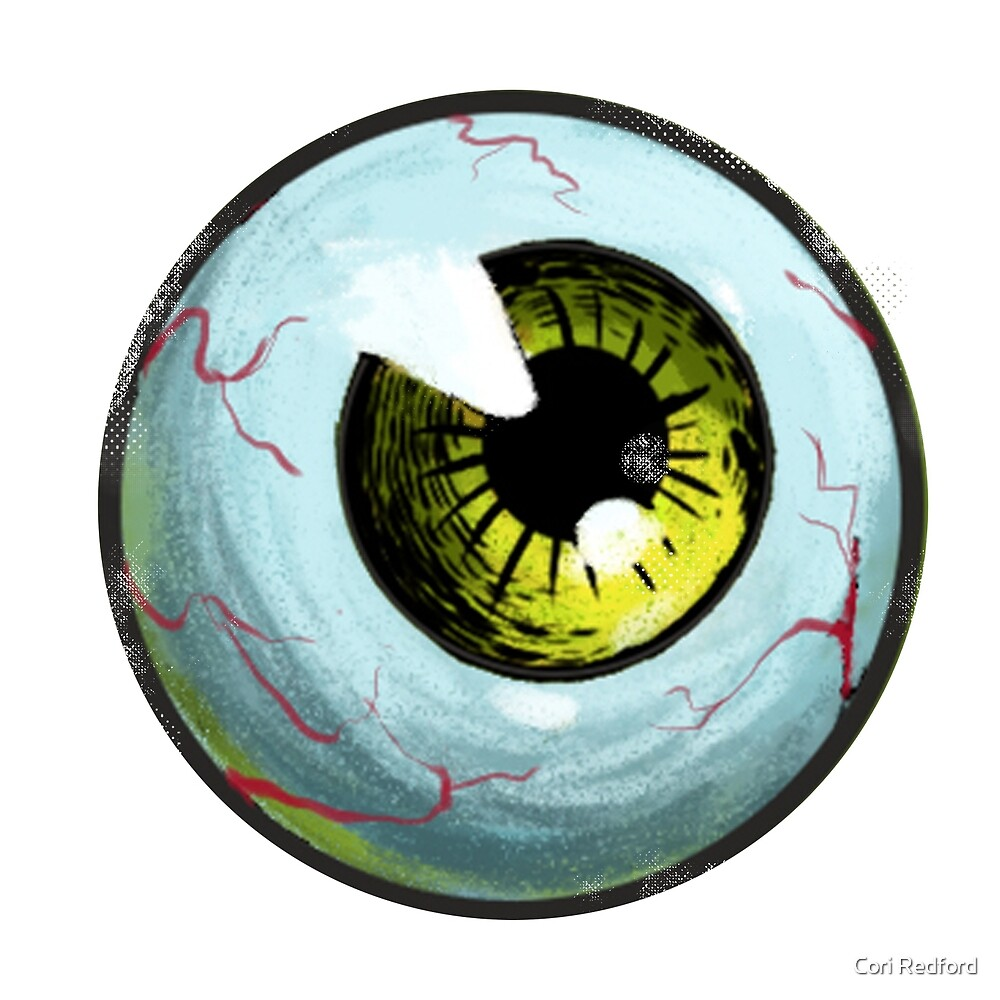 Eyeball by Cori Redford