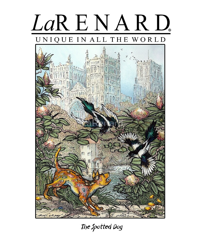 LaRenard - Legend Series - The Spotted Dog by LaRenard