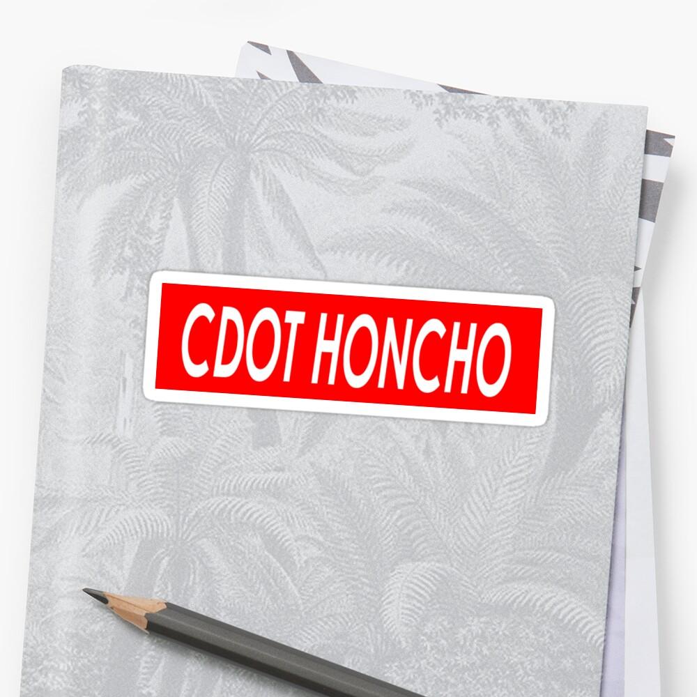 CDOT HONCHO by VeryRaree