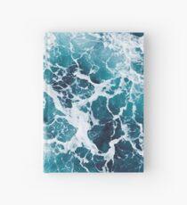 Schöne Ocean Waves Luftbildbeutel Notizbuch
