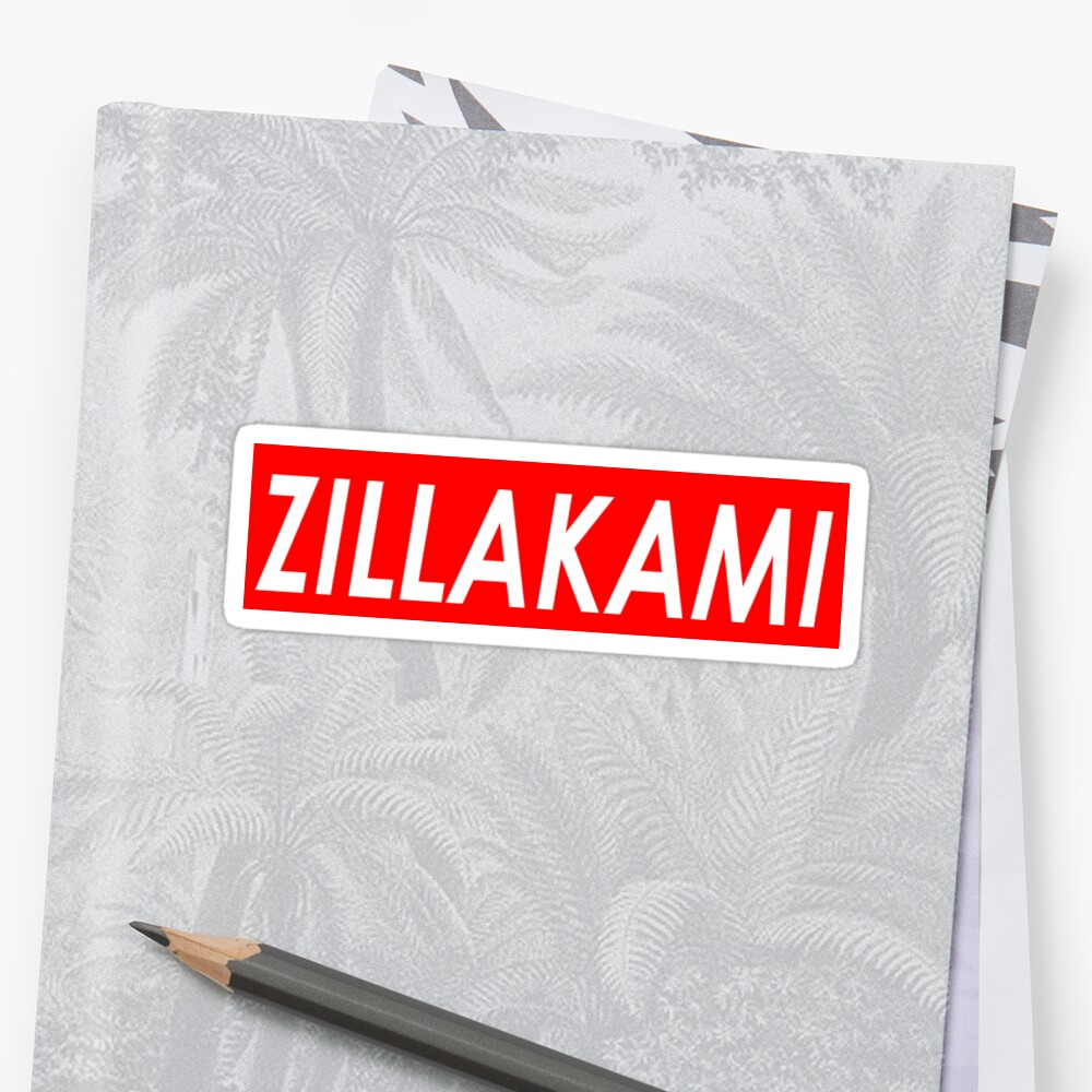 ZILLAKAMI by VeryRaree