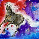 DARK MAGIC by louisegreen