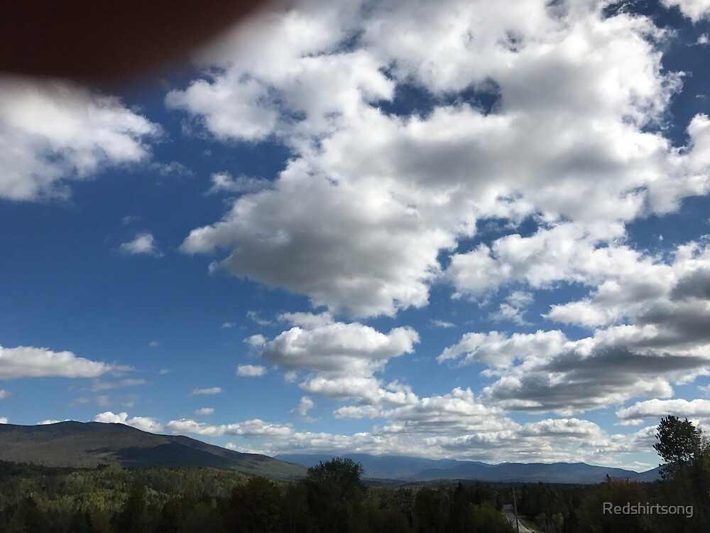 Vermont Sky 1 by Redshirtsong