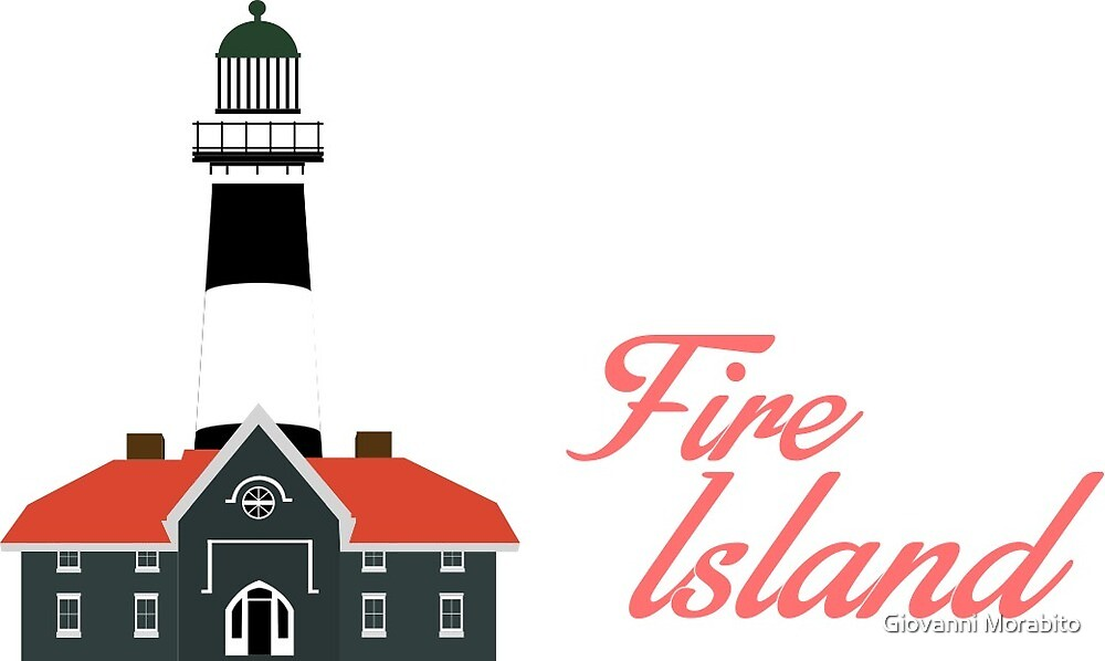 Fire Island, Long Island by Giovanni Morabito