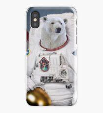 Polar Bear Astronaut iPhone Case/Skin