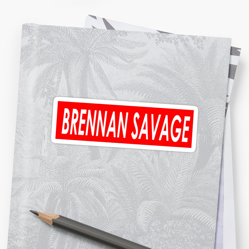 BRENNAN SAVAGE by VeryRaree