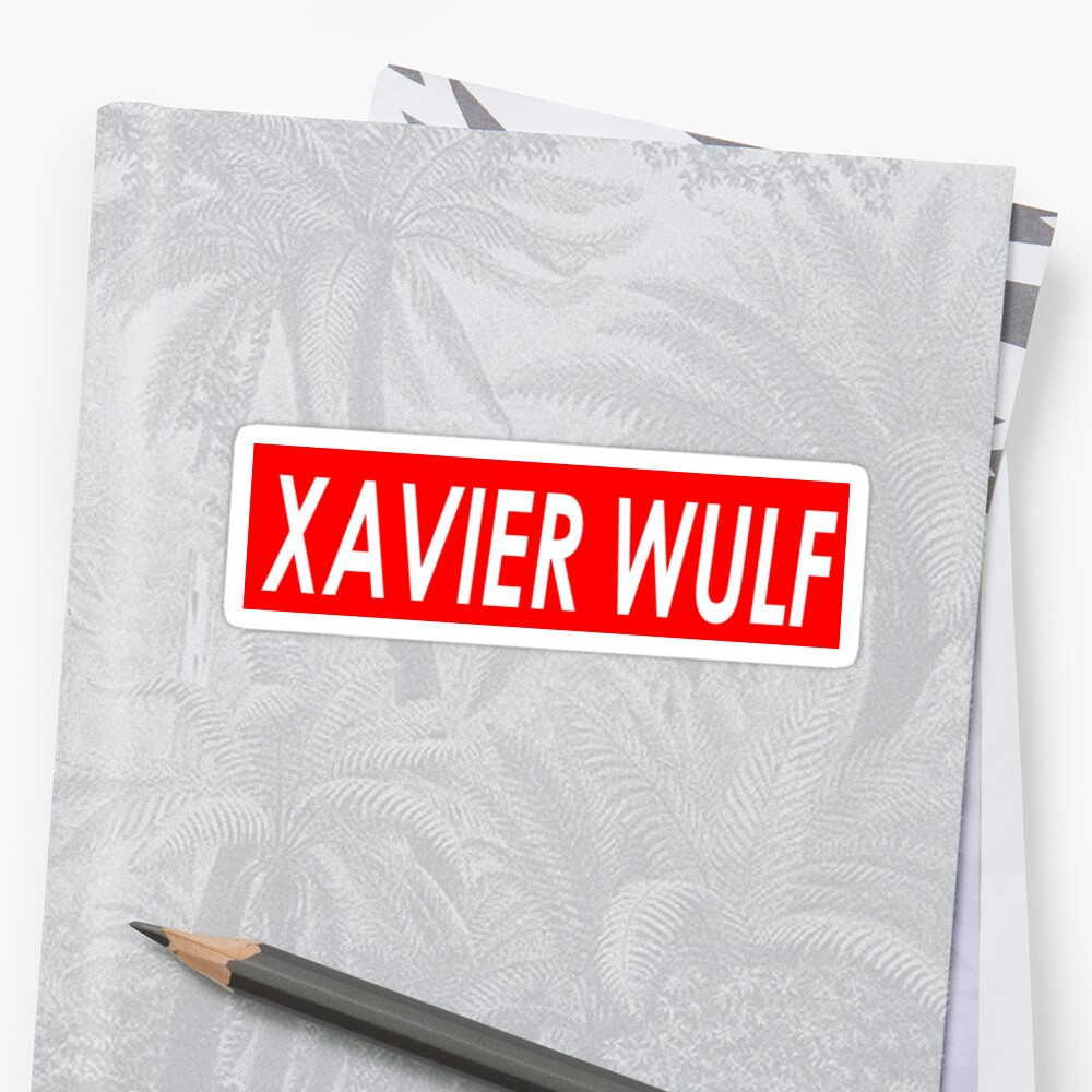 XAVIER WULF by VeryRaree