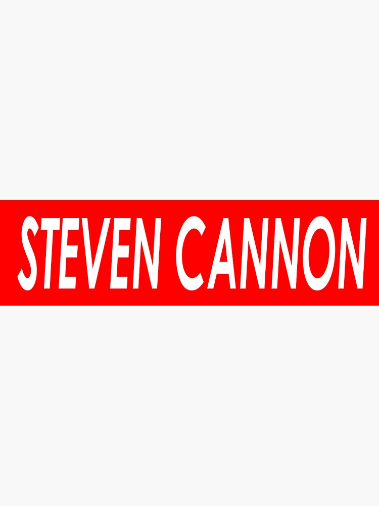 STEVEN CANNON by VeryRaree