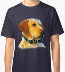 Golden Retriever A Fabulous Family Pet Classic T-Shirt