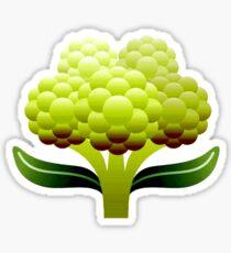 Cauliflower Sticker