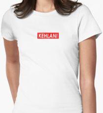 KEHLANI Women's Fitted T-Shirt
