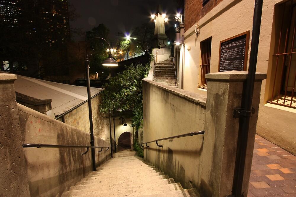 Hidden places in Sydney by zangten